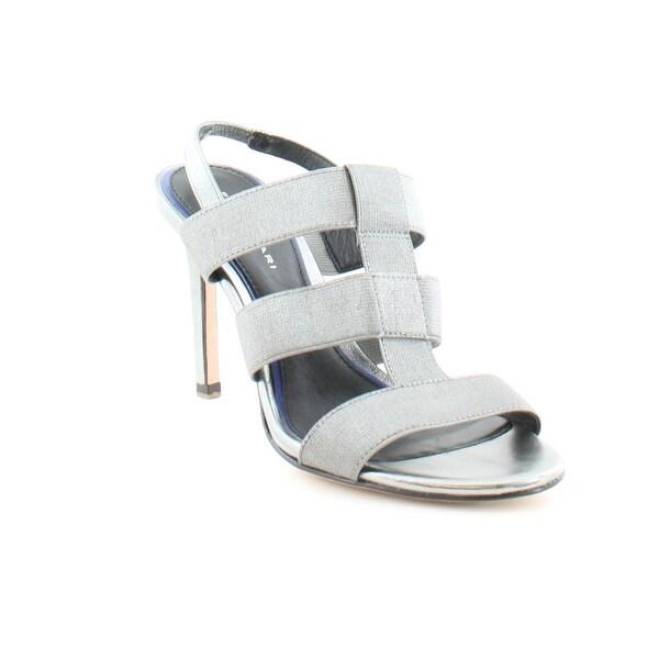 Elie Tahari Ithaca Women's Heels Pewter