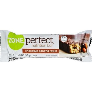 Zone - Chocolate Almond Raisin Bar ( 12 - 1.76 OZ)