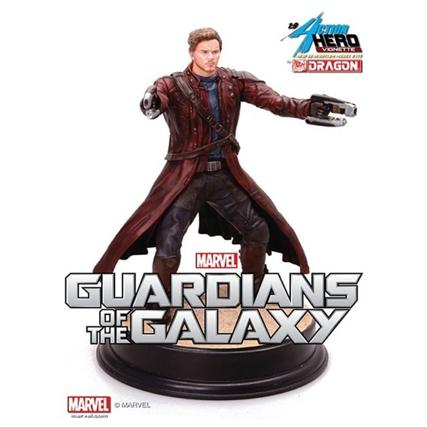 Marvel's Guardians of the Galaxy 1:9 Action Hero Vignette: Star Lord - multi