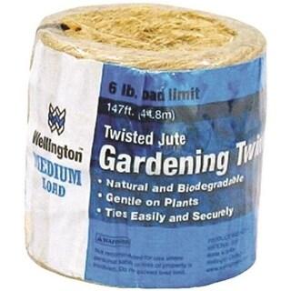 Wellington M3004Z0147 Gardening Jute Twine, 147'