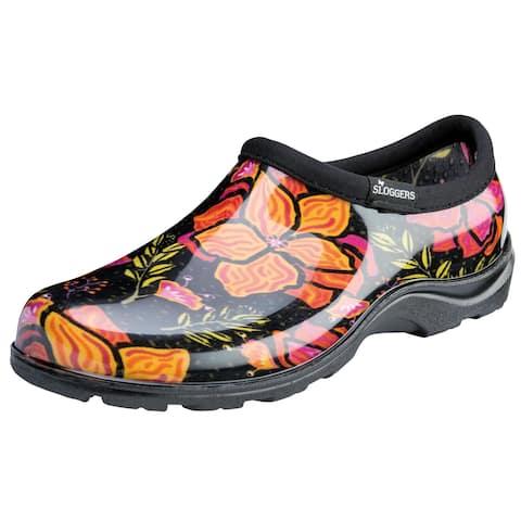 Women's Sloggers Comfort Shoe - Waterproof - Spring Surprise Print