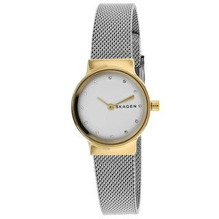 Skagen Women's Freja SKW2666 White Dial watch