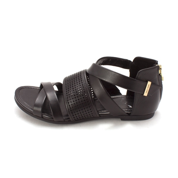 Cole Haan Womens Kayliesam Open Toe Casual Strappy Sandals - 6