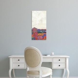 Easy Art Prints Jodi Fuchs's 'Made to Love You I' Premium Canvas Art