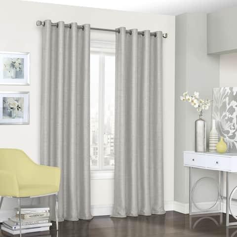 Eclipse Presto Room Darkening Grommet Window Curtain Panel - N/A