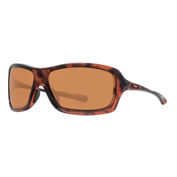 d1c36e1967 Oakley OO9202-06 Break Up Tortoise Brown Bronze Polarized Women s Sunglasses  - tortoise brown - 57mm-15mm-125mm - Free Shipping Today - Overstock.com -  ...