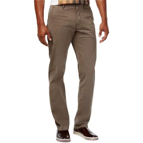 William Rast Mens Kent Casual Chino Pants - 33W x 32L