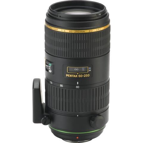 Pentax Zoom Telephoto (60-250mm) f/4 ED DA* SDM Autofocus Lens