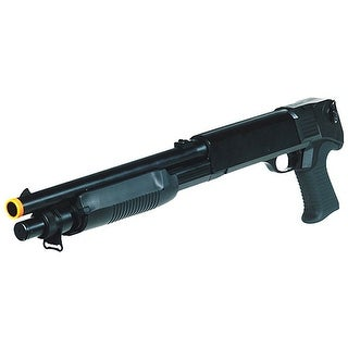 Utg soft-m3s utg sport airsoft multi-shot combat commando shotgun