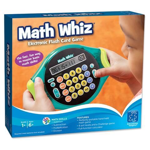 Educational insights math whiz 8899