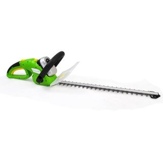 Cordless Hedge Trimmer, Electric Trimming Hedger, Built-in 18V Rechargeable Battery (for Trees, Shrubs, Plants, Bushes)