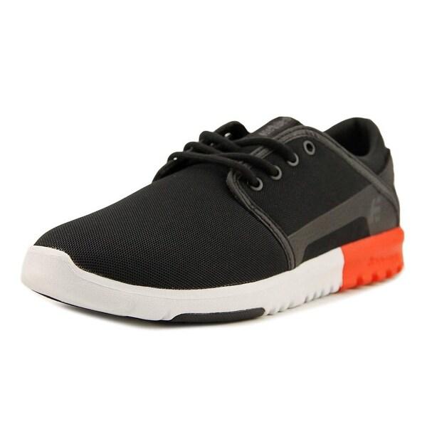 Etnies Scout Men Black/Red/White Skateboarding Shoes