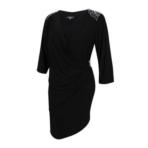R&M Richards Women's Jersey Dress