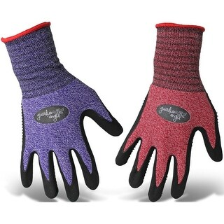Boss 8444XS Women's Glove Guardian Angel Dotted Nitrle Grip, X-Small
