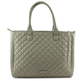 Steve Madden Fancy    Synthetic  Tote - gray
