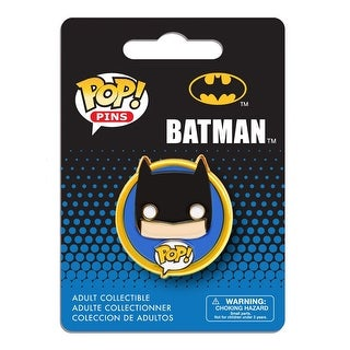 DC Comics Funko POP Pins: Batman