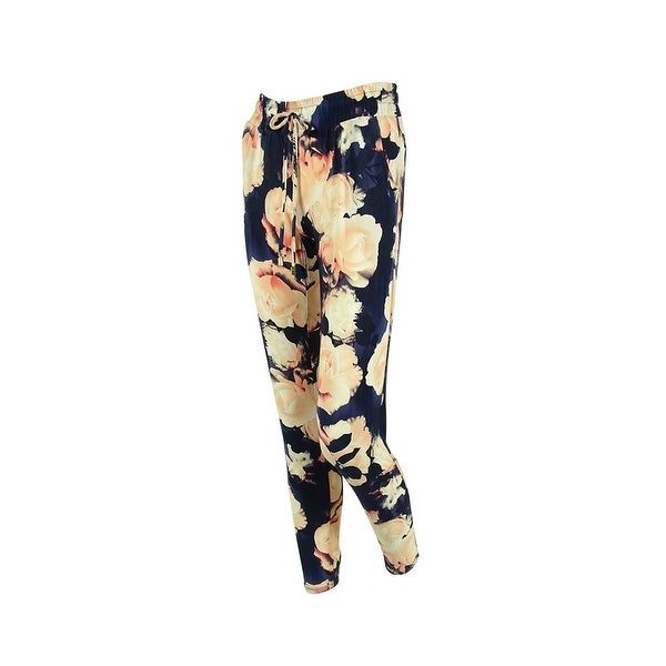 574f86a1f91 Shop INC International Concepts Floral Print Slim Jersey Pants - Floating  Petal - PXS - On Sale - Free Shipping On Orders Over  45 - Overstock -  19978243