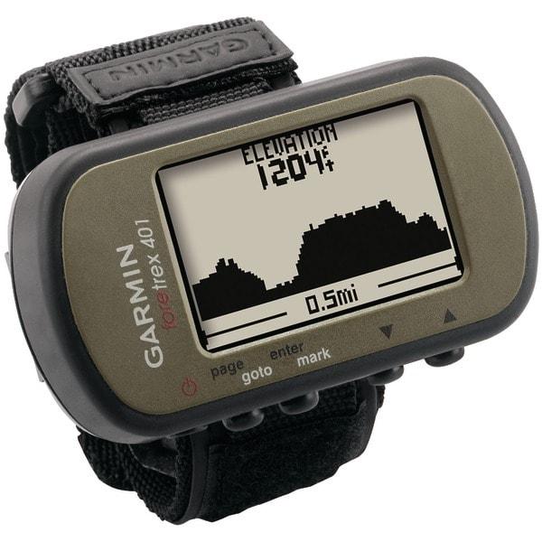 Garmin 010-00777-00 Foretrex(R) 401 Wrist-Mounted Gps Navigator
