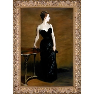 John Singer Sargent 'Portrait of Madame X' Hand Painted Oil Reproduction