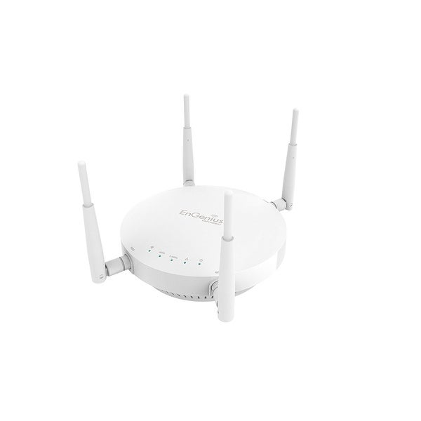 Engenius Eap1300ext Engenius Enturbotm Eap1300ext 11Ac Wave 2 Indoor Wireless Access Point With High-Gain Antennas.