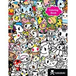Tokidoki Coloring Book - Sterling Publishing