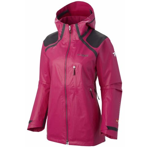 Columbia Women's Titanium Outdry Ex Diamond Tech Shell Jacket, Waterproof Breathable