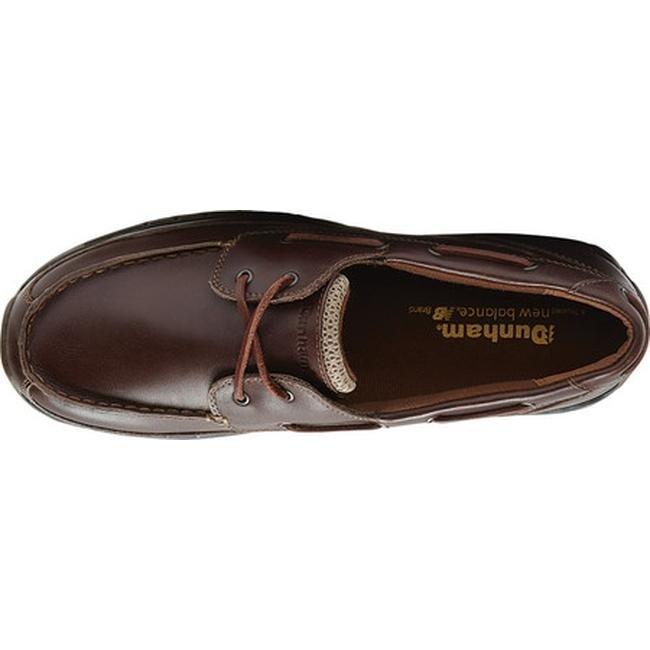 Dunham Men's Shoreline Brown Leather