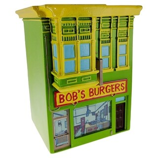 Bob's Burgers Restaurant Coin Bank