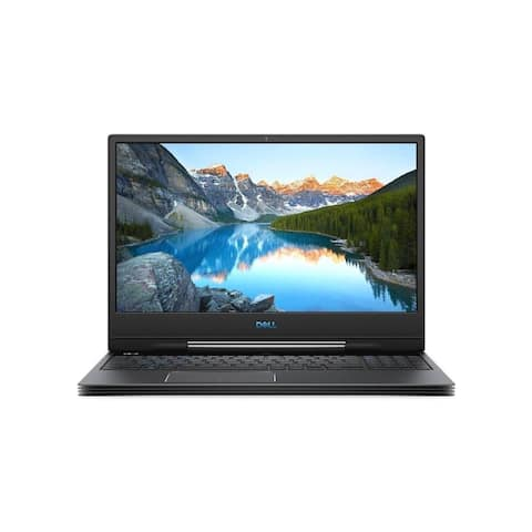 "Dell G7 7590 Intel Core i7-9750H X6 4.5GHz 8GB 1.1TB 15.6"" Win10,Grey(Certified Refurbished)"