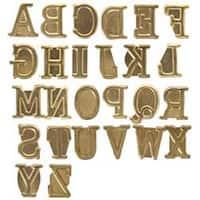 Upper Case - Hot Stamps Alphabet Set 26/Pkg