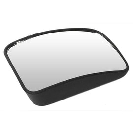 Pilot Automotive 2.5 x 3.75-inch Wedge Blind Spot Mirror
