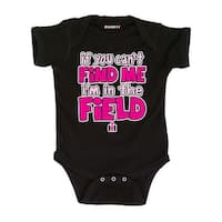 I'm In The Field-Case Ih Infant One Piece