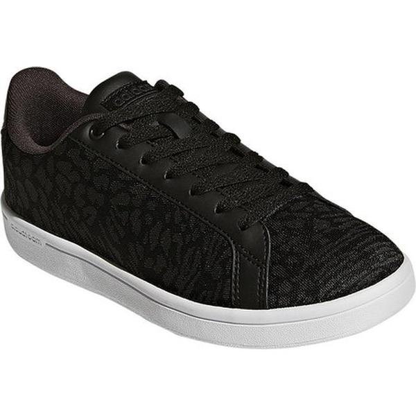 d32f886aded adidas Women  x27 s NEO Cloudfoam Advantage Clean Court Shoe Core Black Core