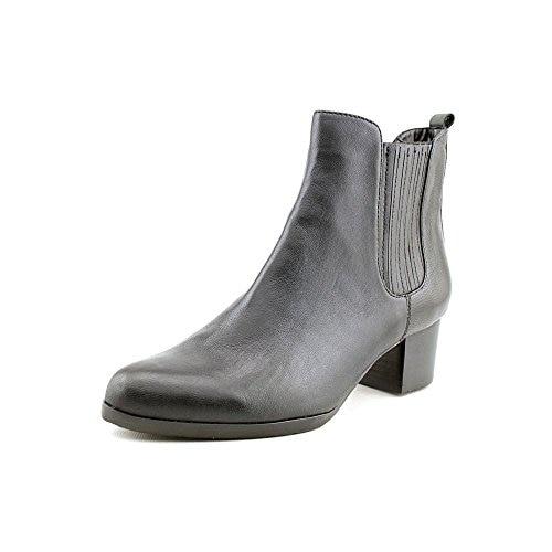Zoe + Luca Womens winston Almond Toe Ankle Fashion Boots - 7