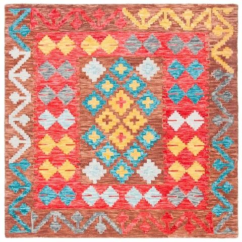 SAFAVIEH Handmade Aspen Shaked Boho Wool Rug