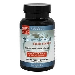 Neocell Laboratories Hyaluronic Acid Dbl Stren 30 Cap