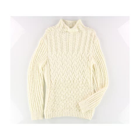 Calvin Klein Mens Wrapped Pullover Sweater
