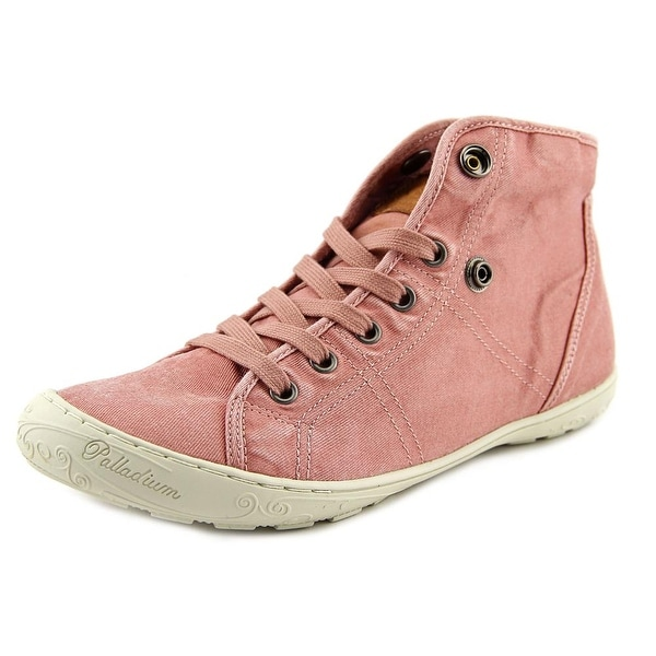 Palladium Gaetane TWL Women Old Rose Sneakers Shoes