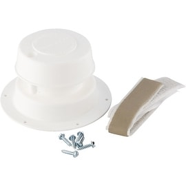 Camco White Plumbing Vent Kit