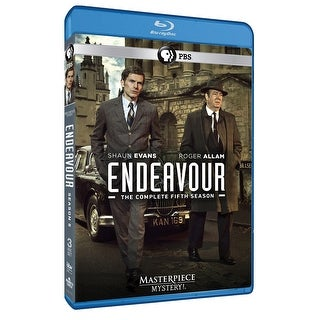 Endeavour Season 5 - British Crime Drama Series - Blu-ray Region A (US & Canada)