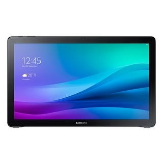 """Samsung Galaxy View T677A 64GB 18.4"""" Wi-Fi + 4G LTE Unlocked Android Tablet w/ Built-in kickstand - Black"""