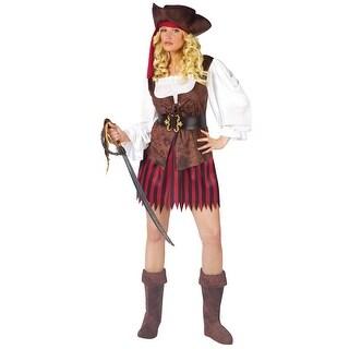 Female Caribbean Pirate Costume