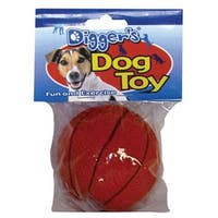 Diggers 52532 Latex Basketball Dog Toy
