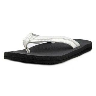 Sanuk Beer Cozy Men  Open Toe Synthetic  Slides Sandal