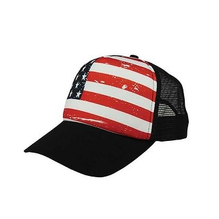 Top Headwear USA Trucker Cap (5 options available)
