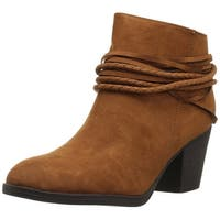 Brinley Co Women's Chase Ankle Boot