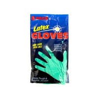 Latex gloves - Case of 48