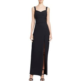 Nicole Miller Womens Evening Dress Front Slit Sleeveless|https://ak1.ostkcdn.com/images/products/is/images/direct/3cfc9aa6d5c0eb6a08f88a221fc820ab91aaba49/Nicole-Miller-Womens-Evening-Dress-Front-Slit-Sleeveless.jpg?impolicy=medium