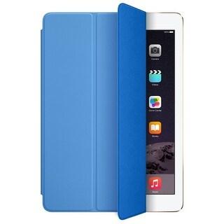 Original Apple Smart Cover for iPad Air, iPad Air 2 - (Blue)