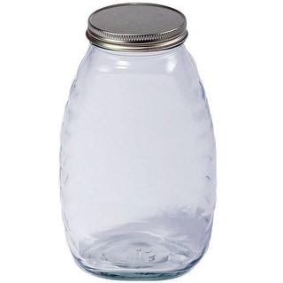 Little Giant HJAR32 Glass Honey Jar, 32 Oz